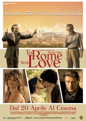 To Rome With |Love