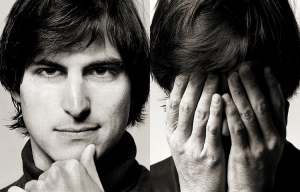 Retrato Steve Jobs por Norman Seeff
