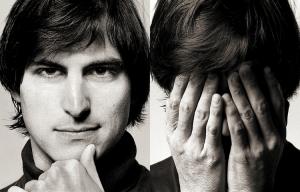Retrato Steve Jobs por Norman Seeff